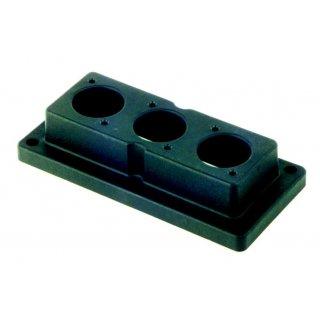 RS692 Winkelstecker 7-polig PHILIPPI 10 A // 50 V