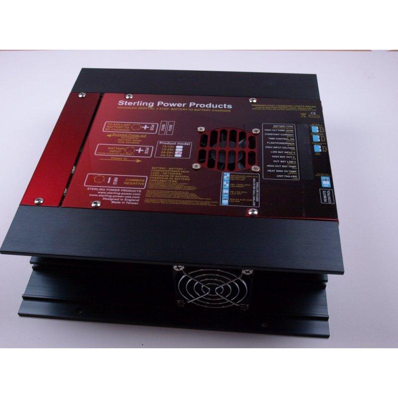 sterling bbc2430 batterie zu batterie ladeger t b2b 24v. Black Bedroom Furniture Sets. Home Design Ideas