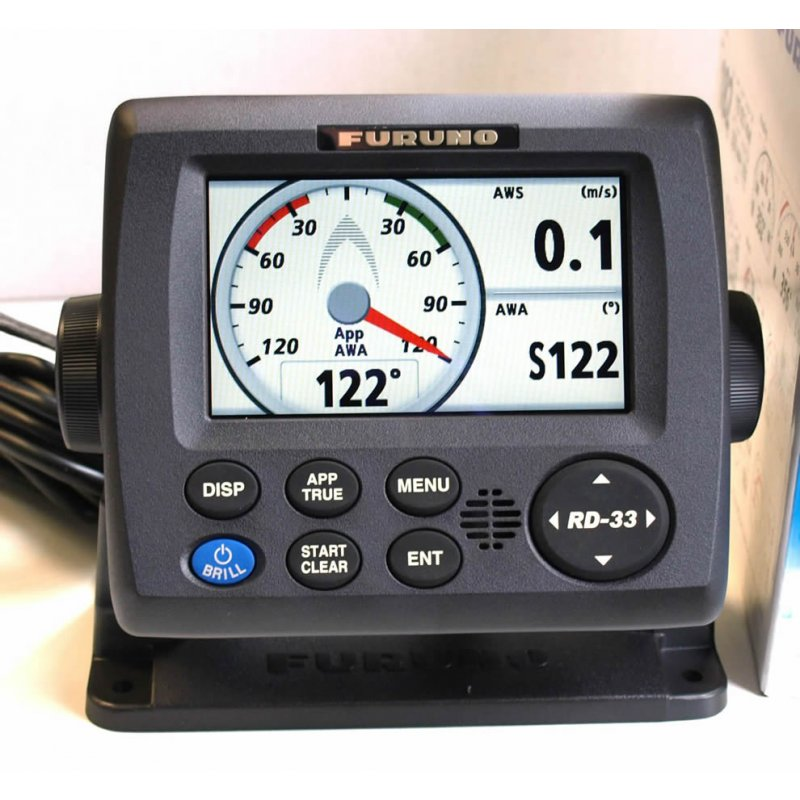 Garmin Update Software >> Furuno RD-33 NMEA2000 Tochteranzeige, 498,00