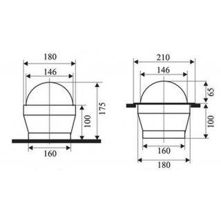 cassens plath aufbau kompass delta professional schwarzes geh a. Black Bedroom Furniture Sets. Home Design Ideas